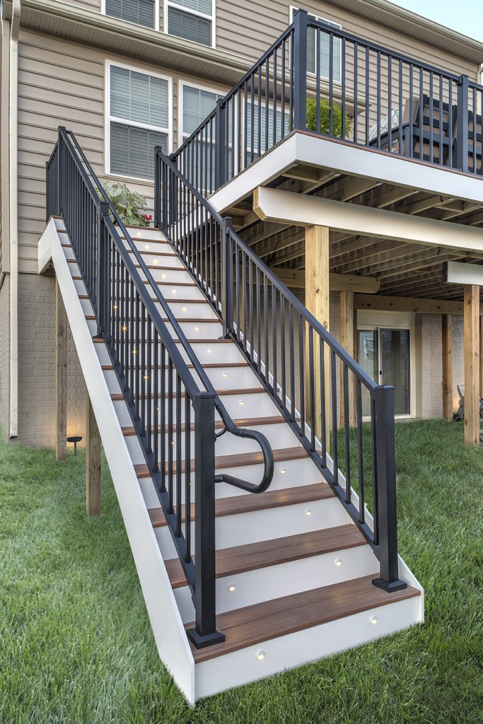 The Trex Blog New Ada Handrail And Gates Improve Trex